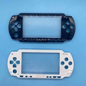 New For Sony PSP 1001 PSP 1000 Faceplate Front Cover Case Replacement Shell US