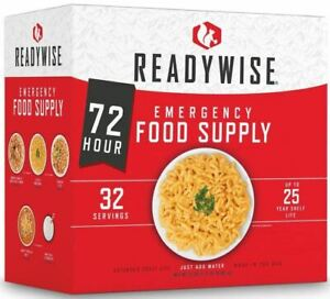 Ready Wise 72 Hour Emergency Food Supply