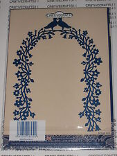 "TATTERED LACE DIES ""FLORAL ARCH"" TTLD366 LOVE BIRDS FOR CARDS & SCRAPBOOKING"