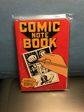 Comic Pocket Note Book 64 Paneled Pages LOOT CRATE EXCL - Brand New