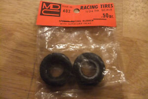 MDC # 402  Racing Tires