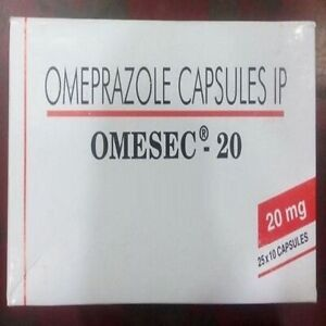 250 Capsules OTC 20mg Omeprazole EXP Dec 2022