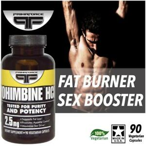 Primaforce Yohimbine HCL  Appetite Suppressant Sexual Stimulant 07/2021