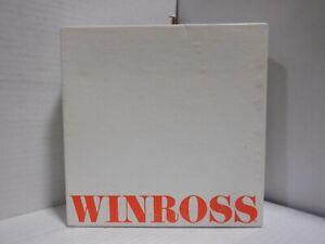 WINROSS Eastman Gas Tanker Die Cast Model 011521MGL3