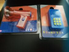 Mini Voice Changer With 3 Voices And Sound Box With 9 Funny Sound Effects