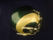 University of Colorado State Schutt Mini Helmet - NEW- No Original Box FREE S+H