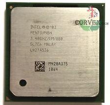 Intel Pentium 4 HT 3.4GHz 478 FSB 800MHz Prescott L2 1MB SL7E6 RK80546PG0961M