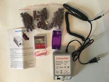 Professional Nail Drill Set Electric Nail Drill Machine Nail File Kit OPEN BOX