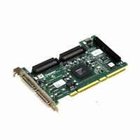Dell Adaptec 39160 Dual SCSI Ultra 3 PCI Controller Card 0R5601