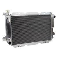 3Row Radiator For Ford F250 F150 F350 Bronco 5.0L 5.8L V8 1985-91 92 93 94 95 96