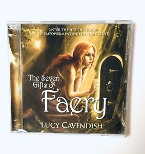 SEVEN GIFTS OF FAERY CD, BRAND NEW, SEALED, LUCY CAVENDISH