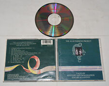 Tales of Mystery and Imagination: by The Alan Parsons Project (CD, 1987, Mercury