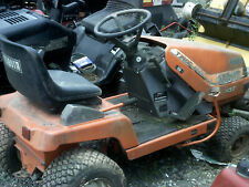 Kubota T1400 Hst riding lawn mower, 14hp motor, hydro trans, No Deck