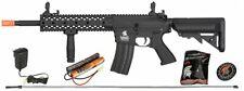 LT-12BL-G2 Lancer Tactical M4 EVO AEG Airsoft Rifle 6mm Gun + 9.6Volt + Charger
