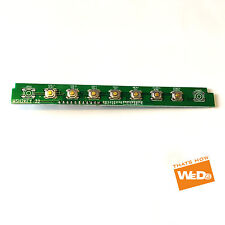 GOODMANS G40227T2SMART 40 INCH LED TV FUNCTION BUTTON BOARD MSH2KEY 32
