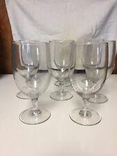 Glass Wine Glasses -set Of 8