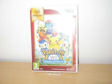 Nintendo Selects: Pokepark - Pikachu's Aventura (Nintendo Wii) Nuevo Empaquetado