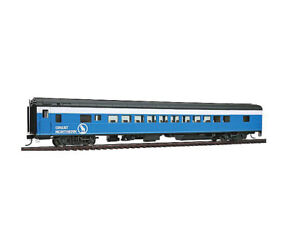 WALTHERS 932-6921 AMERICAN CAR & FOUNDRY 44 SEAT COACH GREAT NORTHERN BLUE SKY