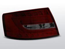 LDAUC6 Coppia Fari Posteriori Audi A6 4F berlina 04-08 a led 7-pin rosso scuro T