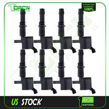 Set of 8 Ignition Coil on Plug Pack For 06 07 08 Lincoln Mark LT 5.4L 5C1584