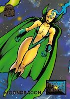 MOONDRAGON / Marvel Universe Series 5 (1994) BASE Trading Card #56