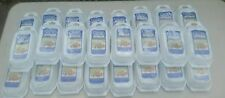 Lot of 24 - 20oz containers Bulk Candle Magic Gel Candlemaking Clear $240 value