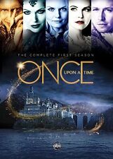Once Upon a Time: The Complete First Season (DVD, 2012, 5-Disc Set) Lightly Used