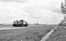 Original Negative Eisenbahn Spoorwegen Railway NS 6498 6 Nederland Netherlands