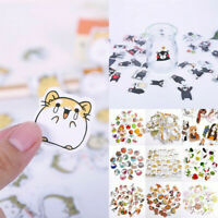 DIY Cute Stickers Kawaii Stationery DIY Scrapbooking Journal Diary Stickers