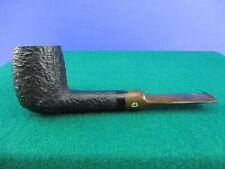Vintage Jeantet Rusticated Briar Estate Pipe w/ Meerschaum Bowl, Circa 1980-1990