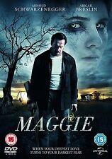 Maggie Horror DVD Arnold Schwarzenegger DVD FREE SHIPPING
