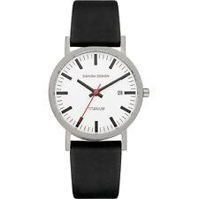Danish Design Armbanduhren mit Datumsanzeige