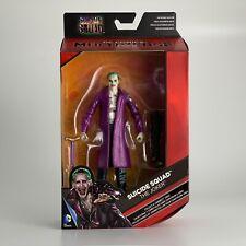 Mattel DC Multiverse Suicide Squad THE JOKER Purple Figure
