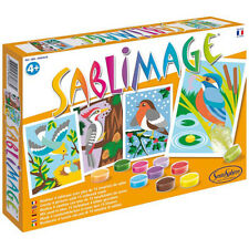 Sablimage Birds - Sand Art - Arts and Crafts for Kids
