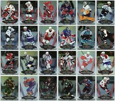 2006-07 MCDONALDS UPPER DECK COMPLETE 50 CARD HOCKEY SET LOT + 6 CL Set Jagr BV