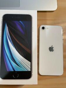 Apple iphone SE 2020 (2nd Gen) - White, 128GB - Unlocked