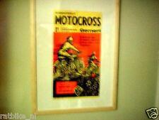 05-GEMERT MOTOCROSS POSTER 1965,MX