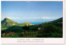 CARTOLINA CAMPANIA - SALERNO - CAVA DE' TIRRENI 4439 - IL MONTE S.LIBERATORE