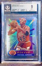 1994-95 Michael Jordan Topps Finest #331 🔥BGS Mint 9 🔥Chicago Bulls HOF