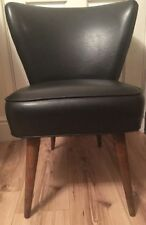 Wooden Vintage/Retro Living Room Chairs with 1 Pieces