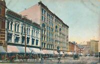 WINNIPEG MAN – Main Street looking North from Portage Avenue