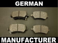 FOR VAUXHALL OPEL ASTRA G CORSA C ZAFIRA MERIVA NEW OE QUALITY REAR BRAKE PADS