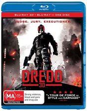 Dredd (Blu-ray, 2013)