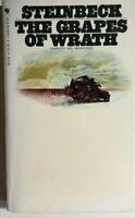 THE GRAPES OF WRATH by John Steinbeck (1972) Bantam pb