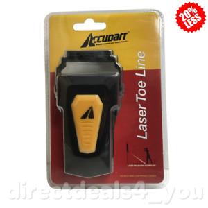 (New) Accudart Laser Toe Line