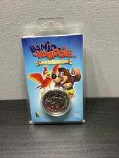 Microsoft Studios Banjo Kazooie Limited Edition Coin Collectable Money Rare NEW