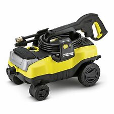 Karcher K3 Follow Me 1,700 psi Pressure Washer w/ Gun & 15' High-pressure Hose