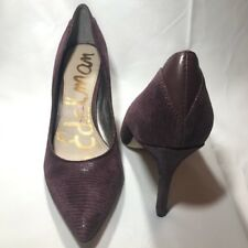 Sam Edelman Zola Women's Pointed Toe High Heels Pumps Size 7.5