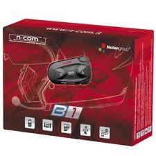 Nolan NCOM N-Com B1 Dual Pack Bluetooth Kit Communication Kit for N103 N90 N43