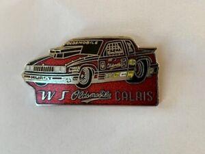 NHRA Warren Johnson Oldsmobile Pin